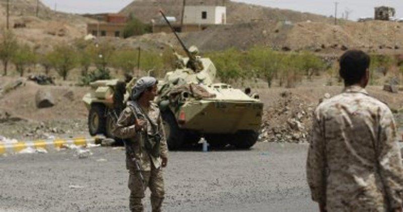 الجيش اليمني يُسقط طائرة مفخخة حوثية على مواقعه شمال غرب صعدة