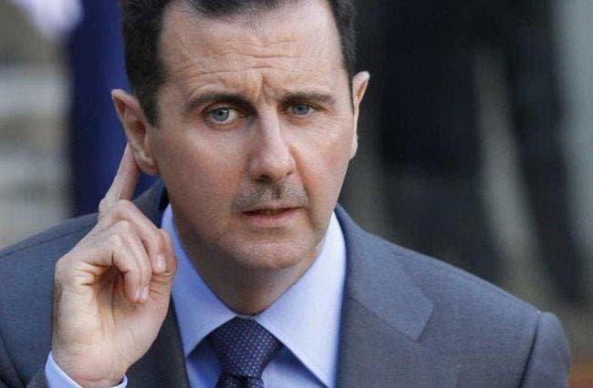 قيصر مستمر بشل النظام.. عقوبات جديدة طالت حتى ابن الأسد
