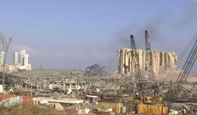 100 قتيل بانفجار بيروت.. وأضرار بـ 5 مليارات دولار