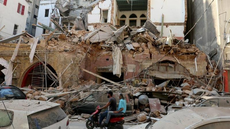 محافظ بيروت: 300 ألف لبناني أصبحوا بلا مأوى و5 مليارات دولار خسائر