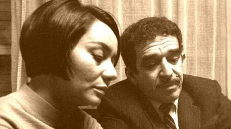 وفاة أرملة غبريال غارسيا ماركيز المصرية من أصل لبناني