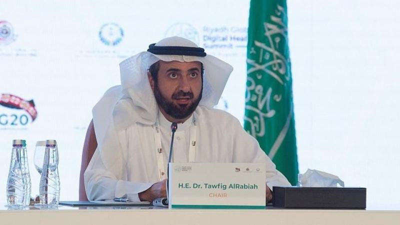 وزير الصحة السعودي: سنمدد التعليم عن بعد حال عدم توفر لقاح