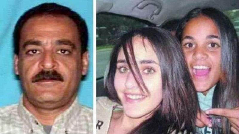 مصري قتل ابنتيه في أميركا يقع بقبضة الشرطة بعد 12 سنة