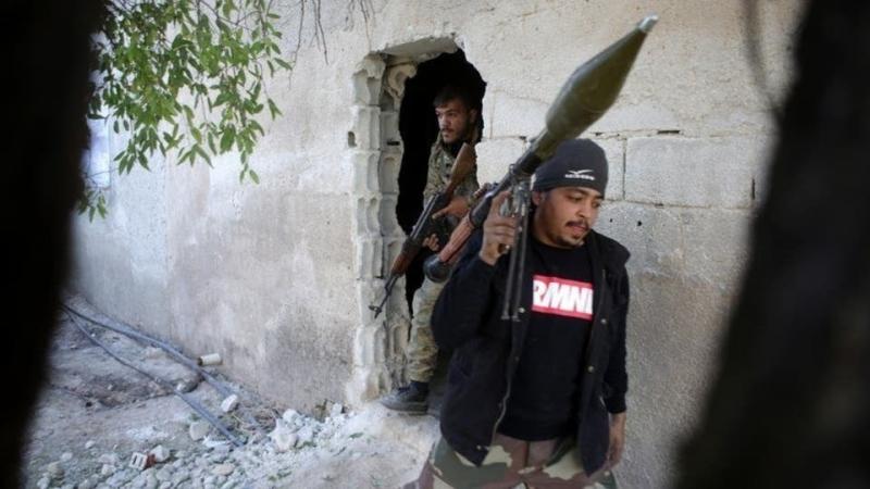 البنتاغون: تركيا أرسلت نحو 4000 مرتزق سوري إلى ليبيا