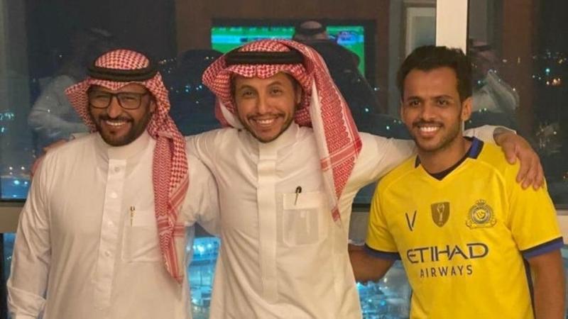 رسمياً.. النصر يوقع مع عبدالفتاح عسيري