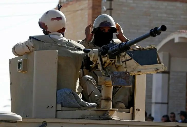 مصر: مقتل 18إرهابياً في هجوم على إرتكاز أمني بسيناء