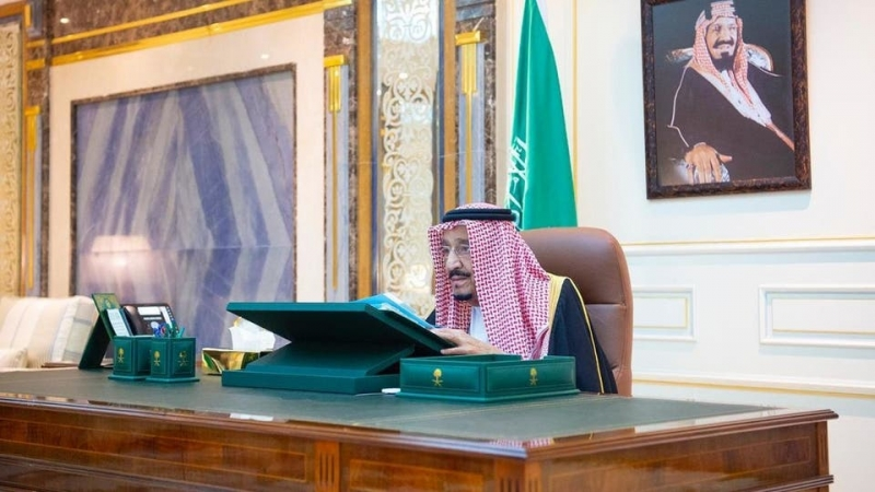 الملك سلمان يعرب عن تقديره لكل من اطمأن على صحته