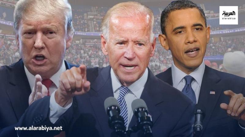 ترمب: لولا أداء أوباما وبايدن الفظيع لما كنت رئيساً!